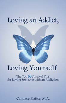 Book -Cover - Loving an Addict